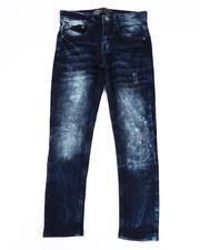 Boys - Moto Jean W/ Distressed Detail (8-18)-2489751