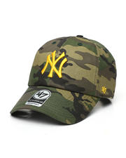 '47 - New York Yankees Camo Clean Up Cap-2490138