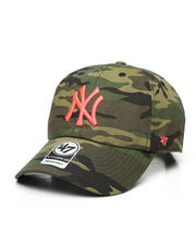 '47 - New York Yankees Camo Clean Up Cap-2490139