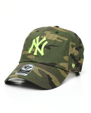 '47 - New York Yankees Camo Clean Up Cap-2490142