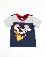 Boys - 2 Pc Mickey and Pluto Tee (2T-4T)-2489409
