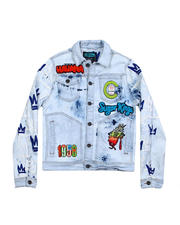 Denim Jackets - Sugar Kings Denim Jacket-2486818