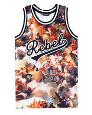 Buyers Picks - Artwork Rebel Tank top-2486966