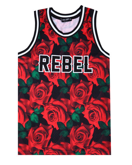 Buyers Picks - Rebel Rose Mesh Tank top