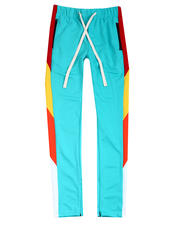 Pants - Multi Color Side Stripe Track Pant-2487693
