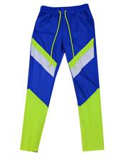 Pants - Diagonal Colorblock Trackpant-2486125