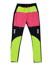 Pants - Colorblock Track Pant w Rubber Print-2486147