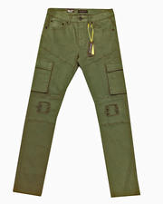 Pants - Rip and Tear Stretch Cargo Pant-2487273