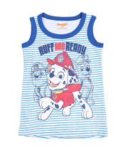 Sizes 2T-4T - Toddler - Paw Patrol Ruff & Ready Muscle Tee (2T-4T)-2489425