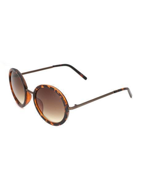 Fashion Lab - Round Sunglasses