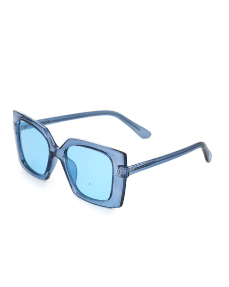 Fashion Lab - Square Fashion Sunglasses