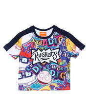 Freeze Max - ALL OVER RUGRATS CHARACTER TEE-2473651