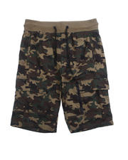 Akademiks - Flexx Tech Twill Short-2488825