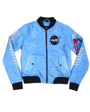 Southpole - Nasa Un-padded Bomber Jacket-2482643