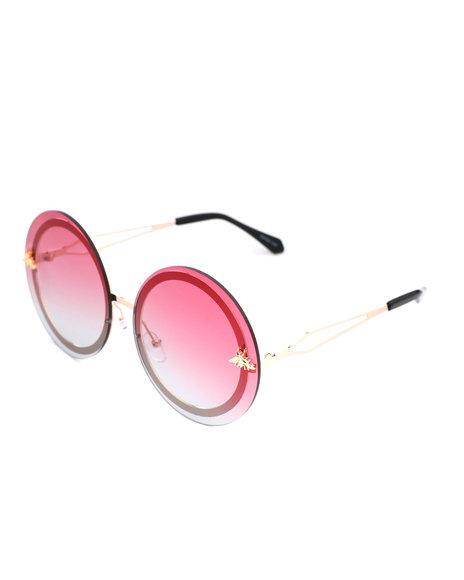 Fashion Lab - Fashion Color Sunglasses