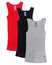 Loungewear - 3PK A-Shirt-2489151