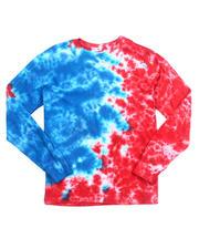 Buyers Picks - Americana LS Tie Dye Tee-2490789