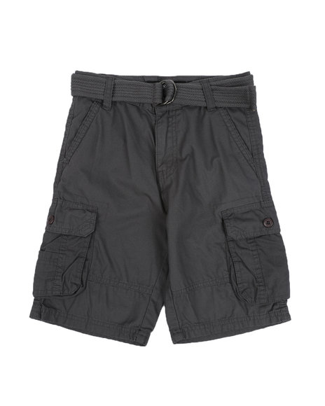 Southpole - Belted Cargo Shorts (8-18)