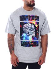 Akademiks - 3D Gifted Minds S/S Tee (B&T)-2489270
