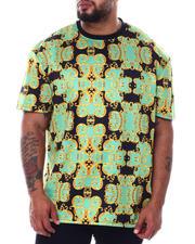 Buyers Picks - Filigree Scuba Printed Crew T-Shirt (B&T)-2490089
