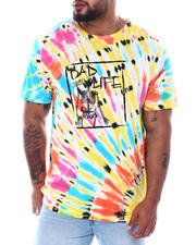 Buyers Picks - Tie Dyed S/S Tee W/Graphics (B&T)-2489960
