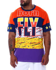 Born Fly - Field S/S Tee (B&T)-2488736