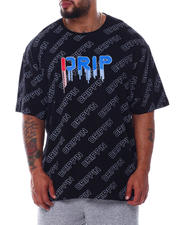 Buyers Picks - Drippin All Over Print S/S Tee W/HD Drip Print (B&T)-2490819