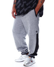 Akademiks - Texture Tech Fleece Joggers (B&T)-2489820