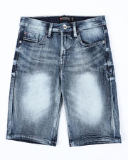 Southpole - Stretch Denim Shorts (8-18)-2491223