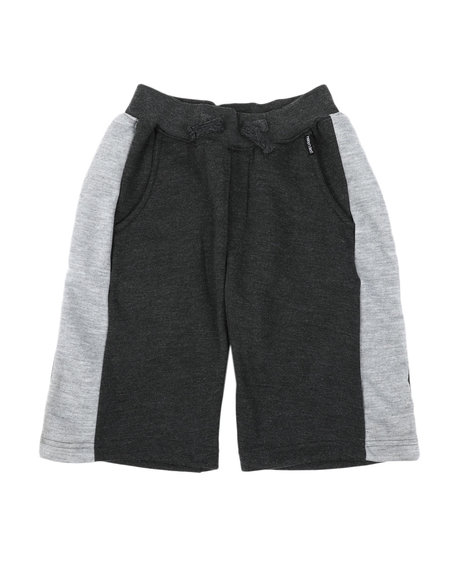 Arcade Styles - Cut & Sew Fleece Pull-On Shorts (8-18)