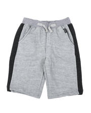 Boys - Cut & Sew Fleece Pull-On Shorts (8-18)-2491273