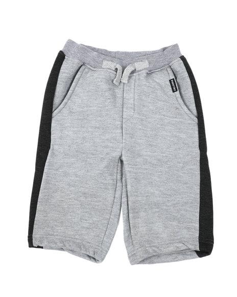 Arcade Styles - Cut & Sew Fleece Pull-On Shorts (4-7)