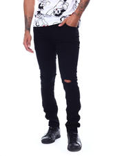 WT02 - Super Skinny Ripped Knee Stretch Chino-2491763
