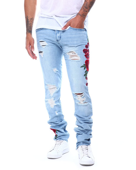 Young & Reckless - ROSEBUD TAPERED JEAN