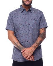 Buyers Picks - All over Bird SS Woven Shirt-2489081