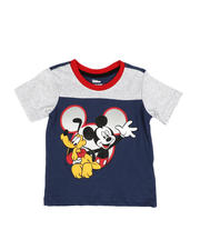 Disney - 2 Pc Mickey and Pluto Tee (2T-4T)-2489409