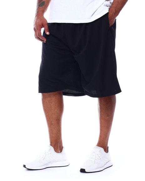 Buyers Picks - Men's Solid Heavy Mesh Short (B&T)