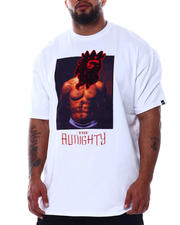 Buyers Picks - All Mighty Tee With Suede Patch (B&T)-2489234
