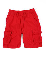 Southpole - Canvas Cargo Shorts W/ Drawstrings (8-20)-2491170