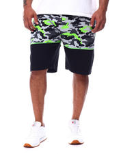 SASCO - Color Block Camo Short (B&T)-2489989