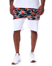 SASCO - Color Block Camo Short (B&T)-2489995