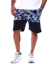 SASCO - Color Block Camo Short (B&T)-2489999