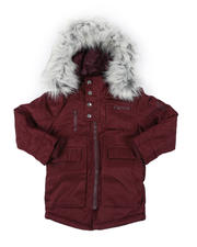 Outerwear - Glacier Lined Jacket (4-7)-2407252