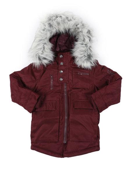Arcade Styles - Glacier Lined Jacket (4-7)