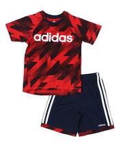 Sets - 2 Pc Sport T-Shirt & Shorts Set (4-7)-2491861