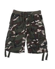 Arcade Styles - Twill Cargo Shorts W/ Drawstrings (8-18)-2491896