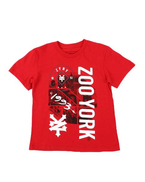 Zoo York - Graphic Tee (8-20)