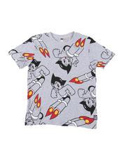 Southpole - Southpole x Astro Boy Allover Print Tee (8-20)-2491975