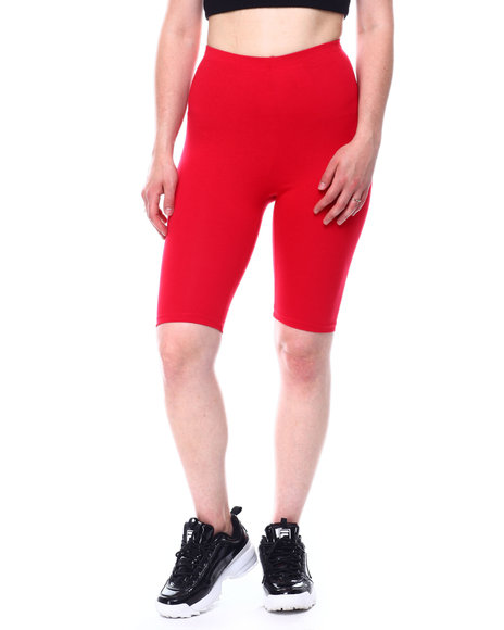 Red Fox - Basic Biker Short