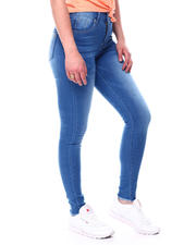 Jeans - Stretch Raw Edge Skinny Jean-2482589